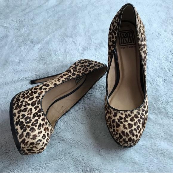 bb94e7f2417e Pour Le Victoire Ivette Leopard Pony Hair Heels. M_5b3d004f194dad0310a7a413